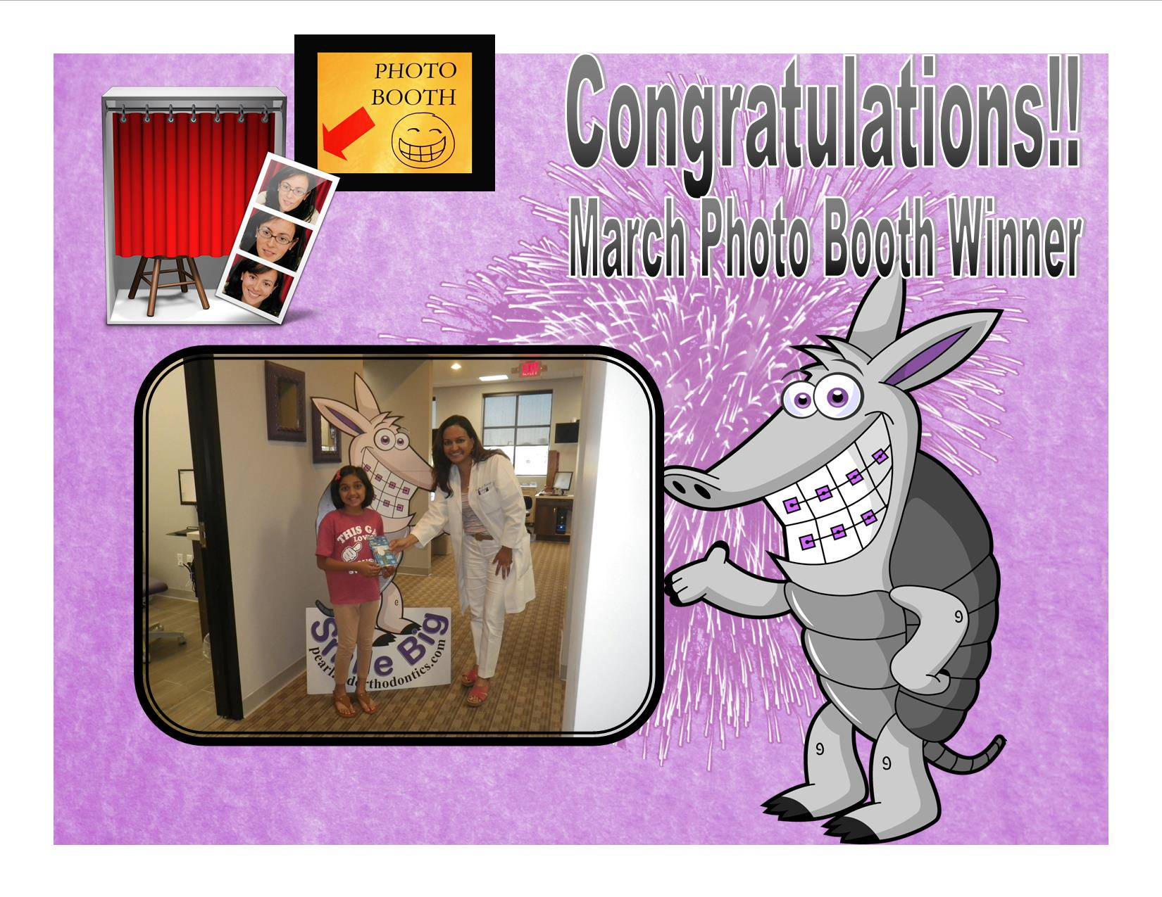 march photo booth winner 2017