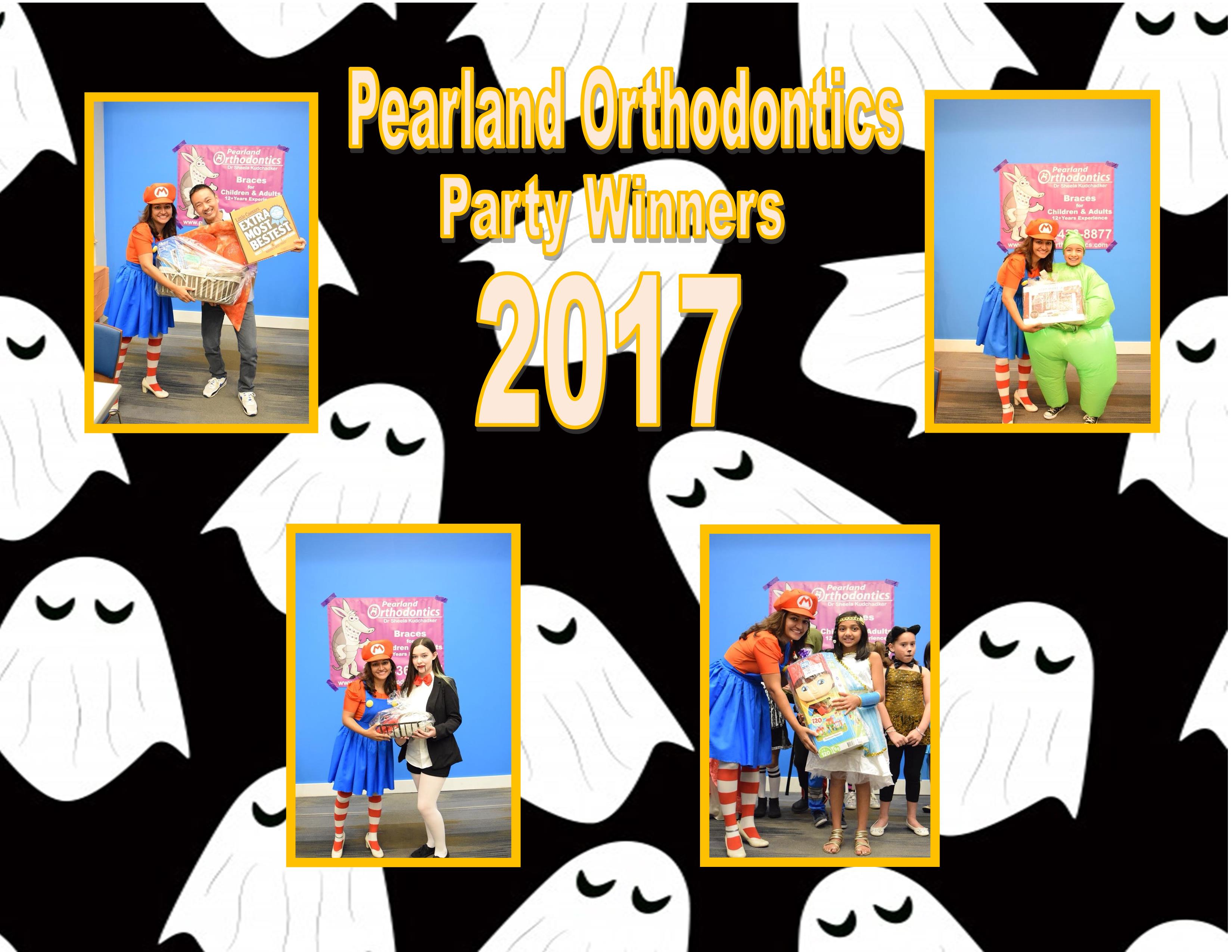 halloween pt app party 2017 contest winners