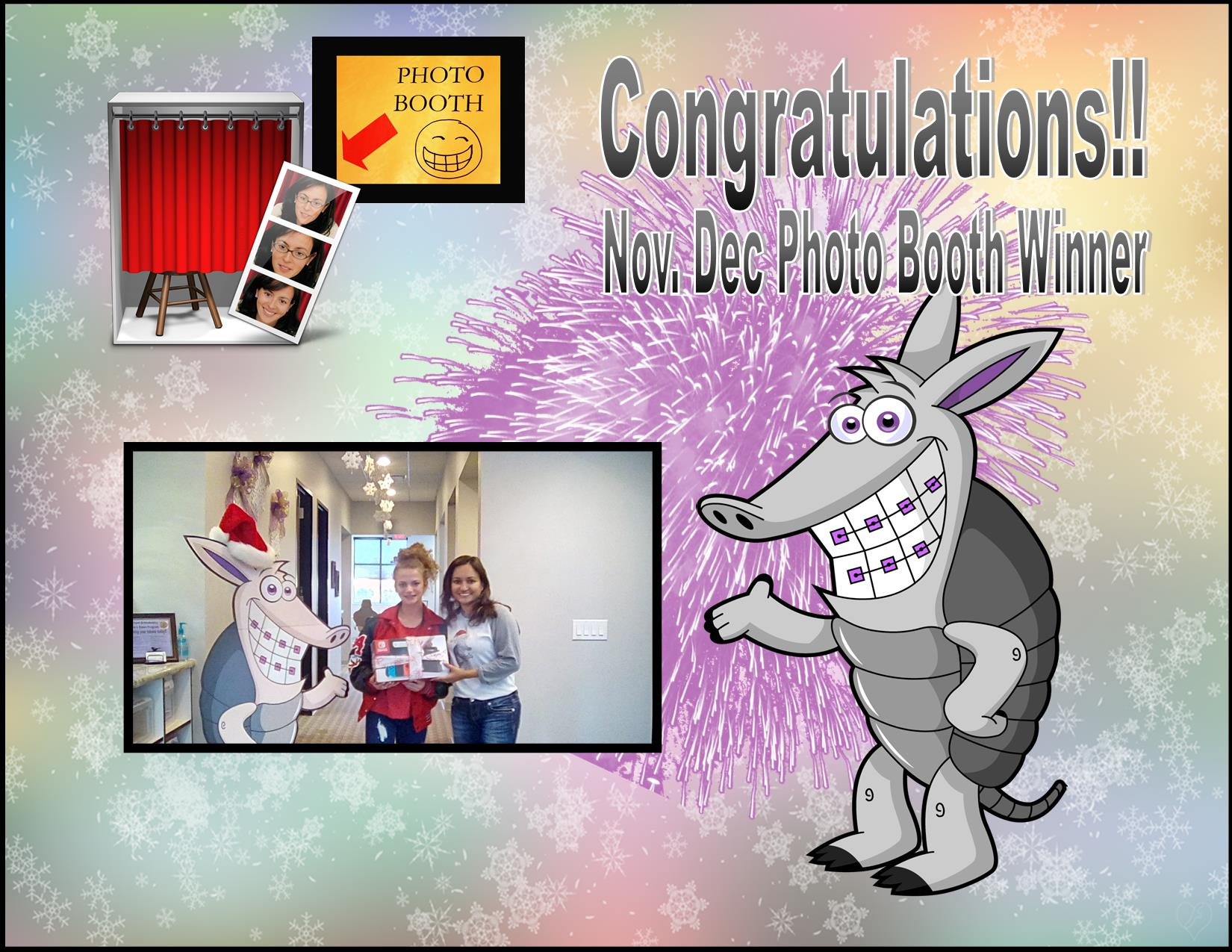 nov dec photo booth winner 2017